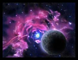 Flare Nebula by Fug4s
