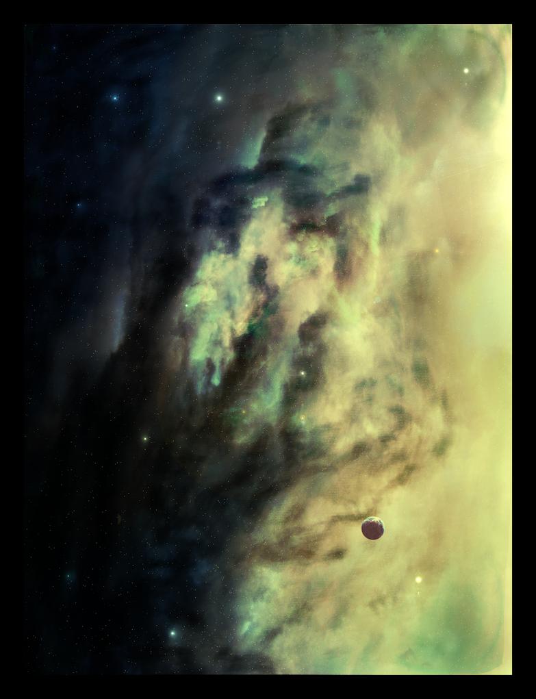 Nebulae by FugasCZ