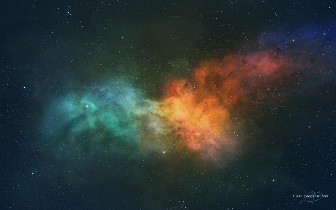 Eagle nebulae by FugasCZ