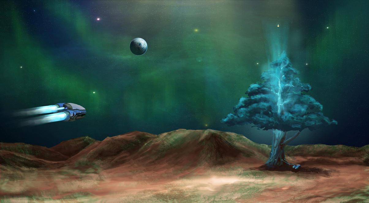 Energy tree by Fug4s