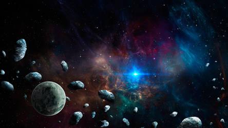 Fractal nebula by Fug4s