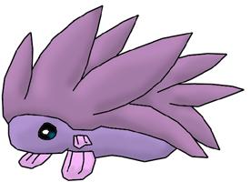 Fakemon: Purchin by Ket-Shi