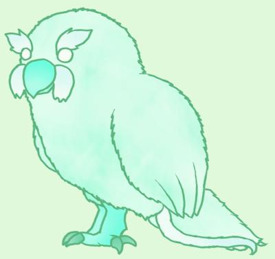 Ban'thalos Owlet by Ket-Shi