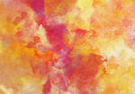 Abstract Watercolor Texture.