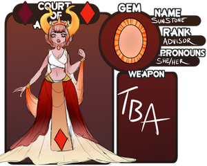 Courts of Anarchy Application: Sunstone