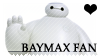 Baymax Fan. by Leteve