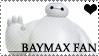 Baymax Fan. by Leteve