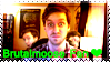 Brutalmoose Fan Stamp by Leteve