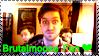 Brutalmoose Fan Stamp by Leteve
