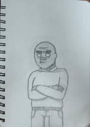 Road Trip Sketch: Russel Hobbs by Meetthespy66
