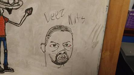 Welven Harris (Deez Nuts Guy) by Meetthespy66
