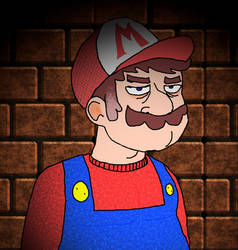Mario Mario by Meetthespy66