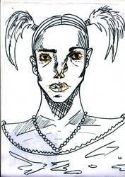 Doodle Weirdness by Bulbacroak