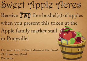 Sweet Apple Acres Promotion by Skeptic-Mousey