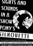 A Showponys Silhouette Poster