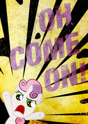 OH COME ON! by Skeptic-Mousey