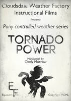 Tornado Power script cover 1950 by Skeptic-Mousey