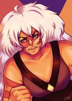 Jasper! by Gazeki