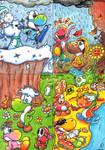 Yoshi Four Seasons Contest