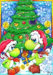 Merry Christmas Little Yoshi