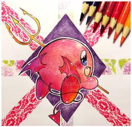 May 5| Devil Kirby