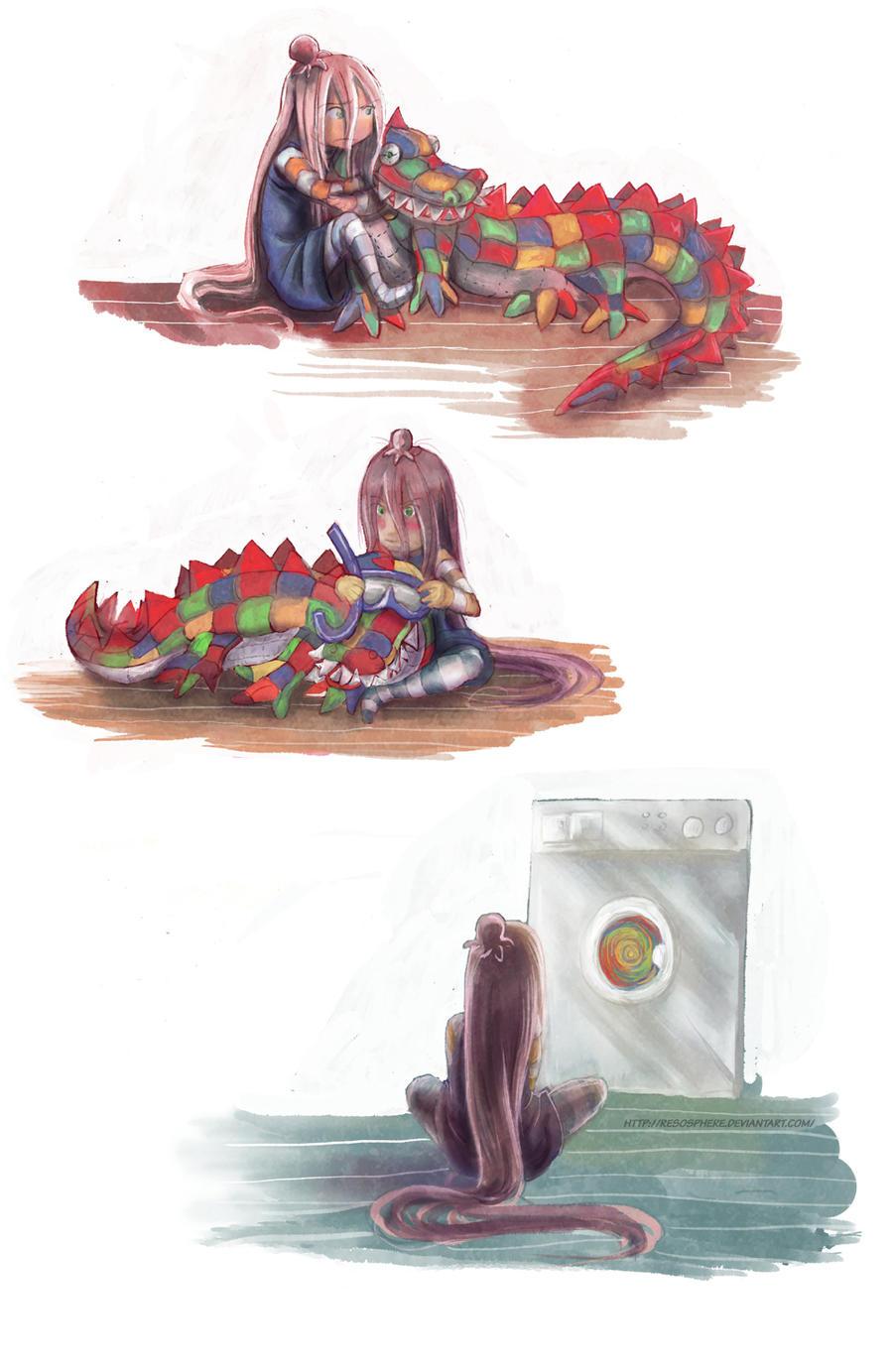 L'ardoise magique de Plumy - Page 9 Be_brave_mr_crocrodile_by_resosphere-d3byva6