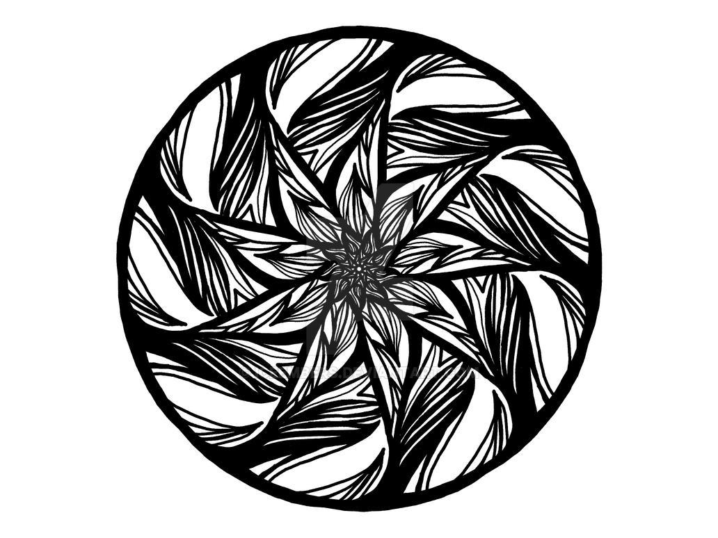 Mandala #52 by IceEmbers