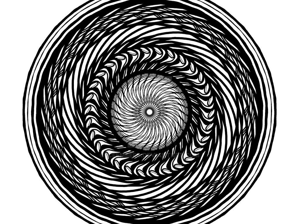 Mandala #53 by IceEmbers