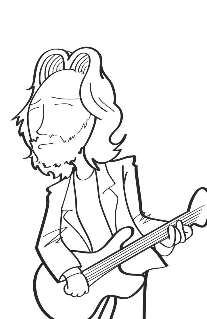 Eric Clapton by villafanart
