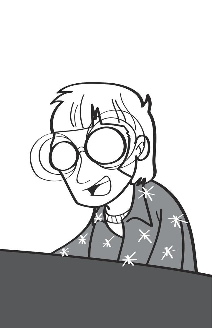 Elton John by villafanart
