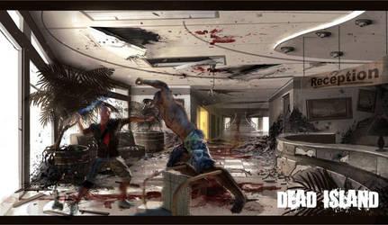 Logan: Dead Island by Diimitrii