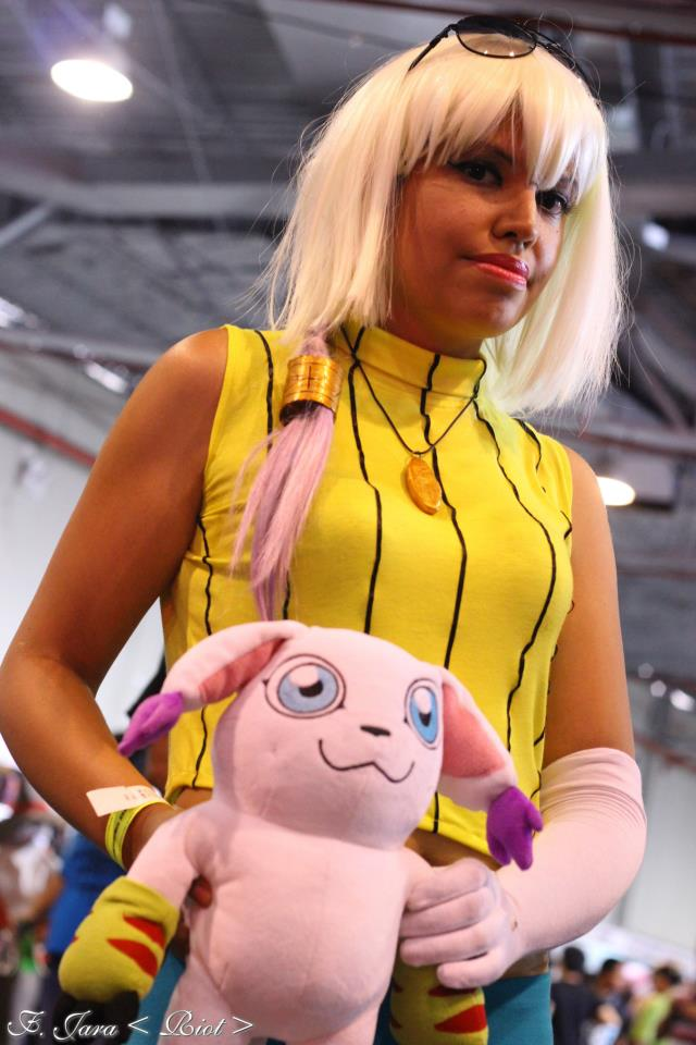 Gatomon/Tailmon in human form - close up by sabrina200415 on ...