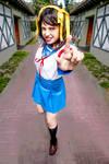 Haruhi Suzumiya by sabrina200415