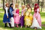 Disney Princesses - Shoe moment