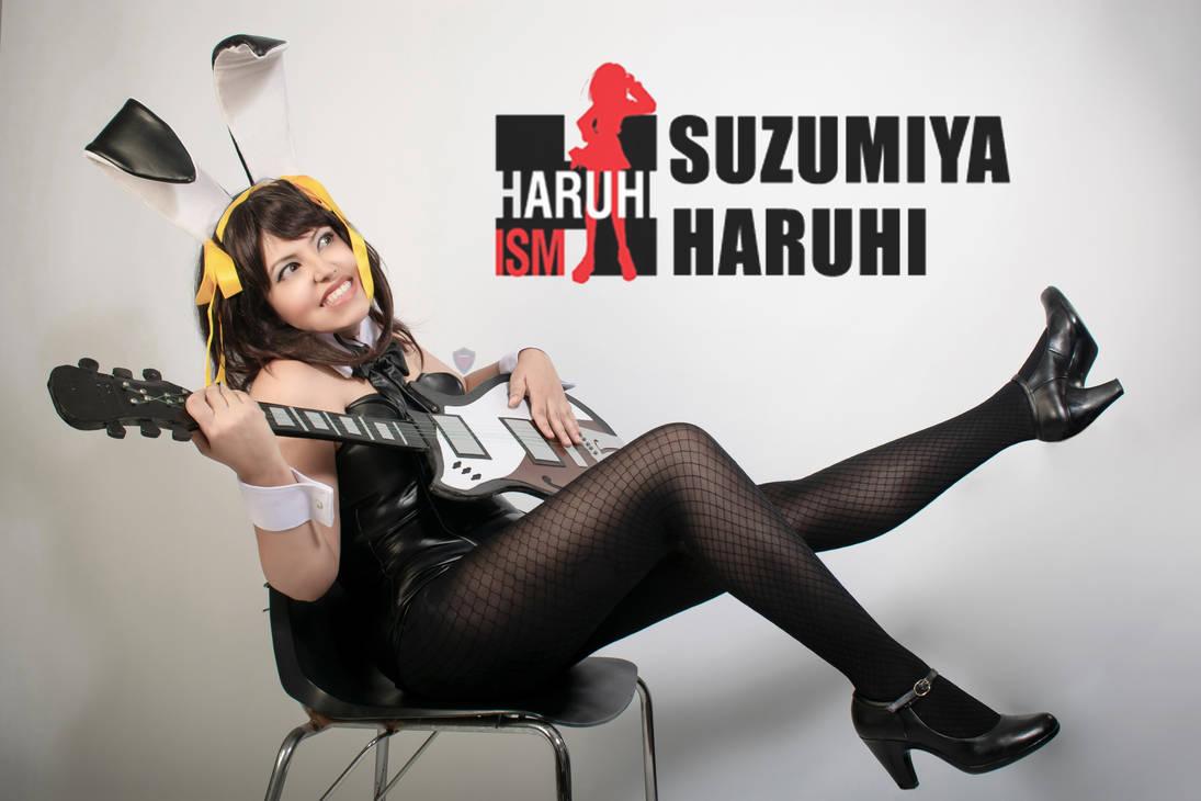 Haruhi Suzumiya - Bunny Girl