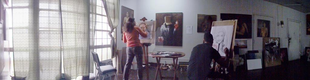 Art Studio by TomWG