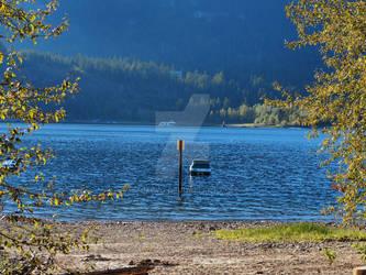 Mara Lake, West View