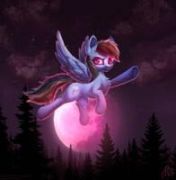 Moonlight Halloween Dash