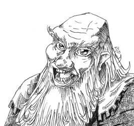 Dwarf by johnbty