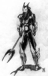 Lazrn Warrior 3 by johnbty