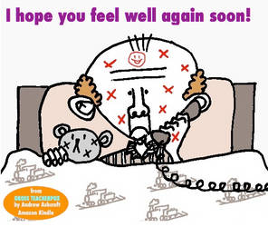 Get well soon! by Andrew-Ashcroft