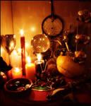 Samhain Altar 2008