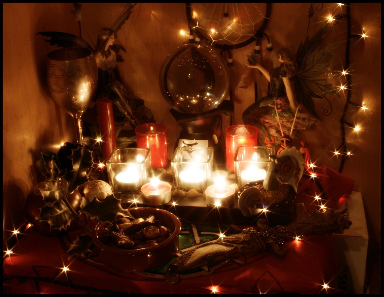 Pagan Origins Of The Christmas Tree