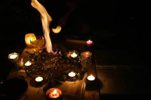 Yule Celebration: God Reborn by ReanDeanna