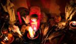 Samhain 'Wild Hunt' Altar