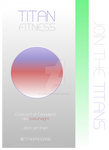 Titan Fitness Poster.