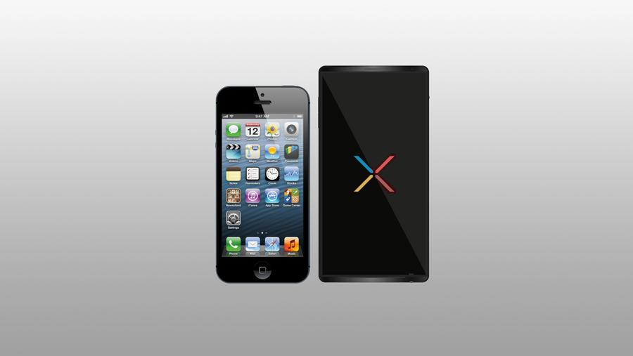 Nexus 5 Phone Design