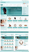 E Commerce Website by waseemarshad