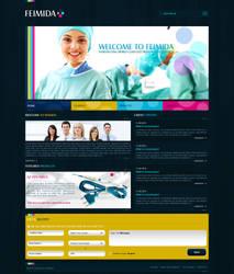 Feimida Website by waseemarshad