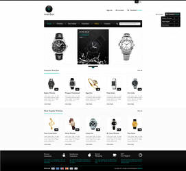 watches e commerce
